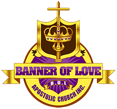 Banner of Love Apostolic Church, Inc. Logo